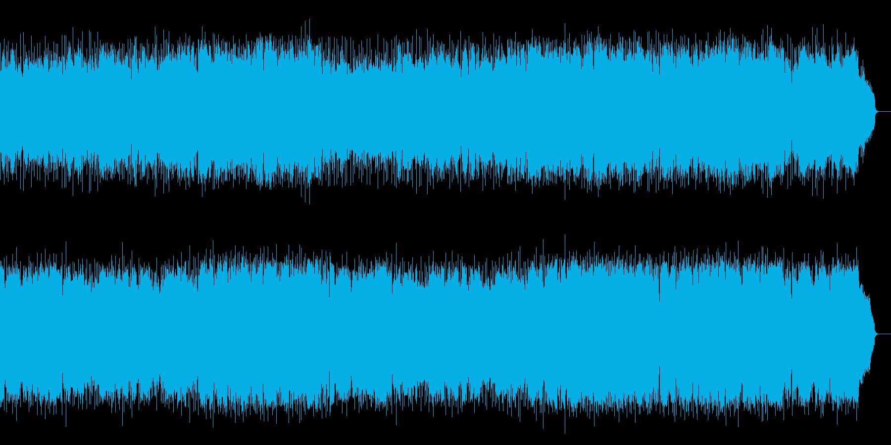 入場のBGMに合うサビが印象的なロカバラの再生済みの波形