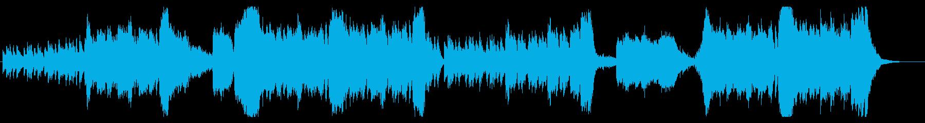 ハロウィンに聴きたい王道ゴシックメルヘンの再生済みの波形