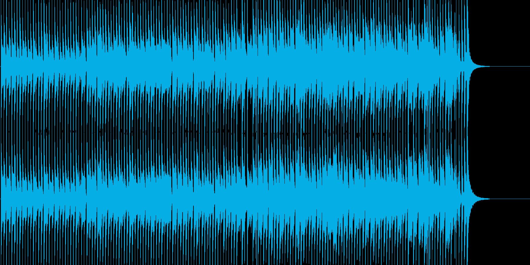 ピエロ 道化 サーカス 不思議 場面転換の再生済みの波形