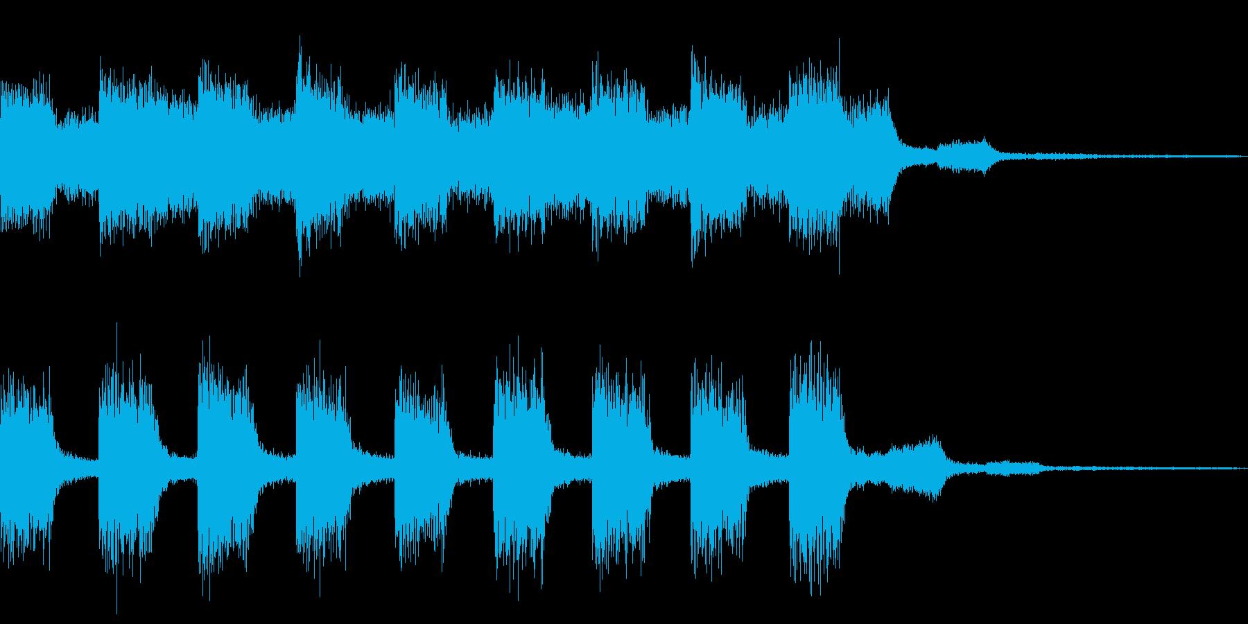 警告音・アラーム・機械の再生済みの波形