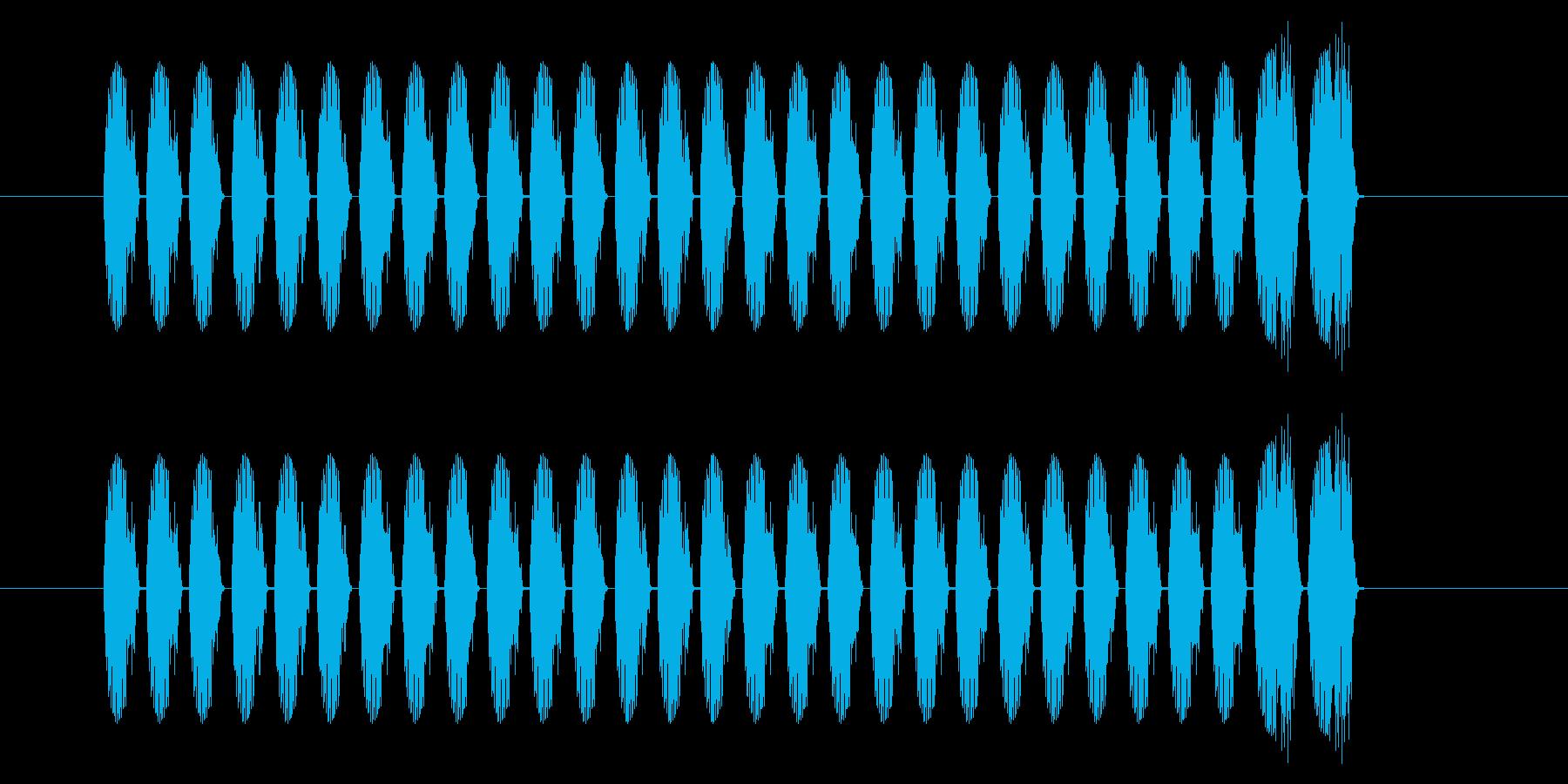 SNES 格闘06-15(スコア)の再生済みの波形