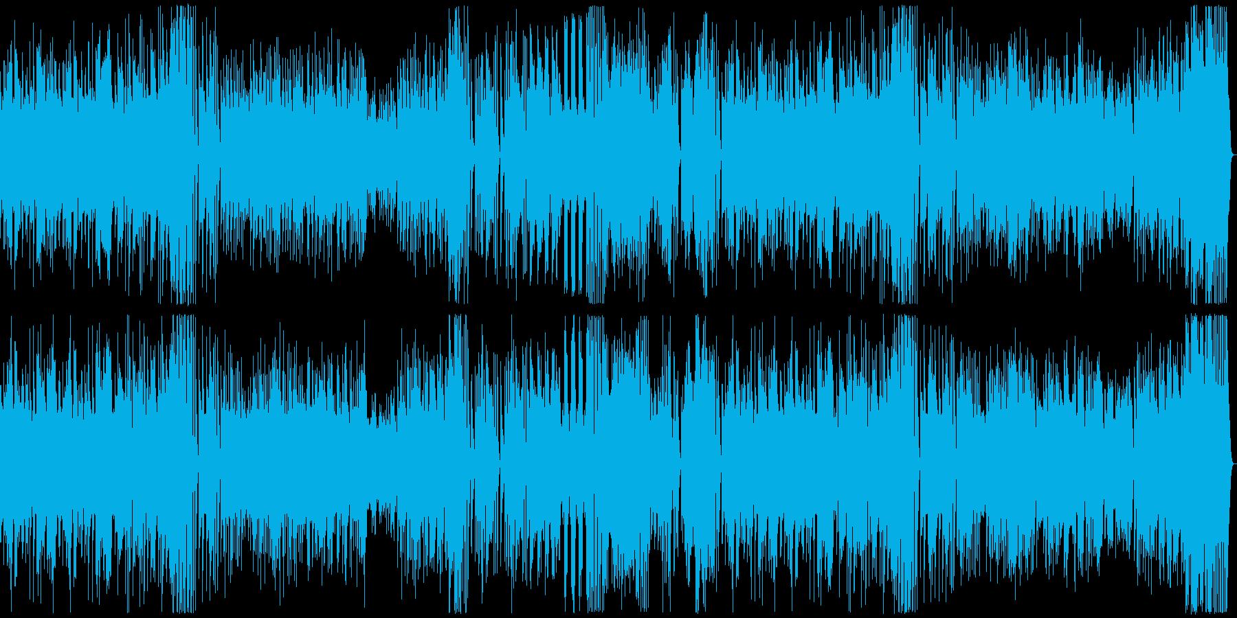 18世紀古典派音楽の様式のピアノソナタ…の再生済みの波形