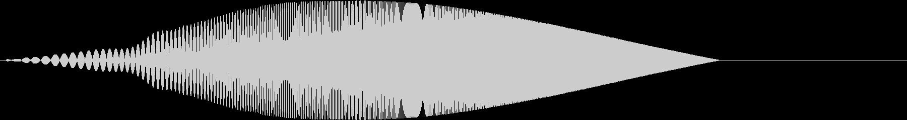 Tool プレゼン映像向け動作SE 1 の未再生の波形