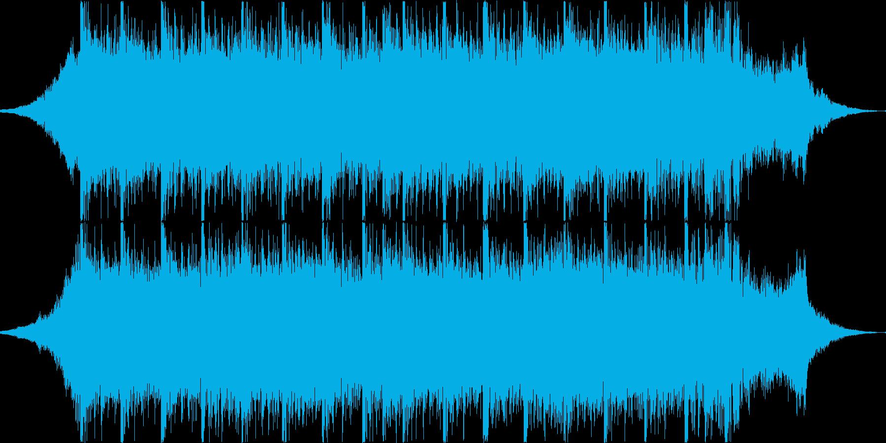 荘厳で切ないオーケストラ×力強いビートの再生済みの波形