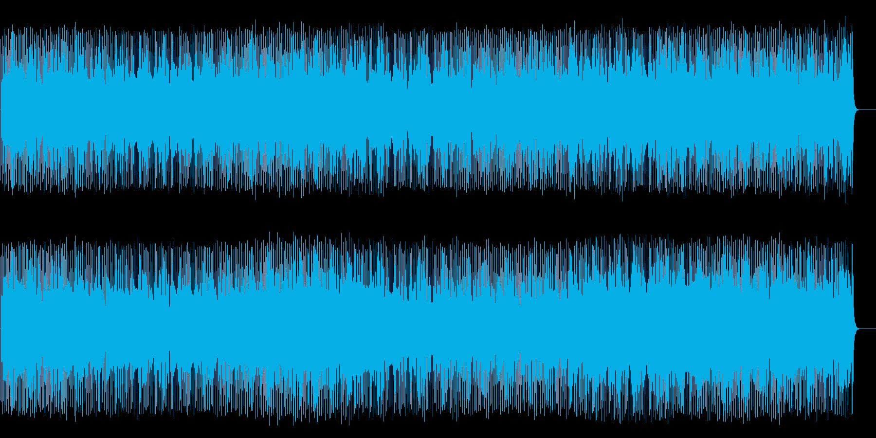 生き生きモータウンポップ(フルサイズ)の再生済みの波形