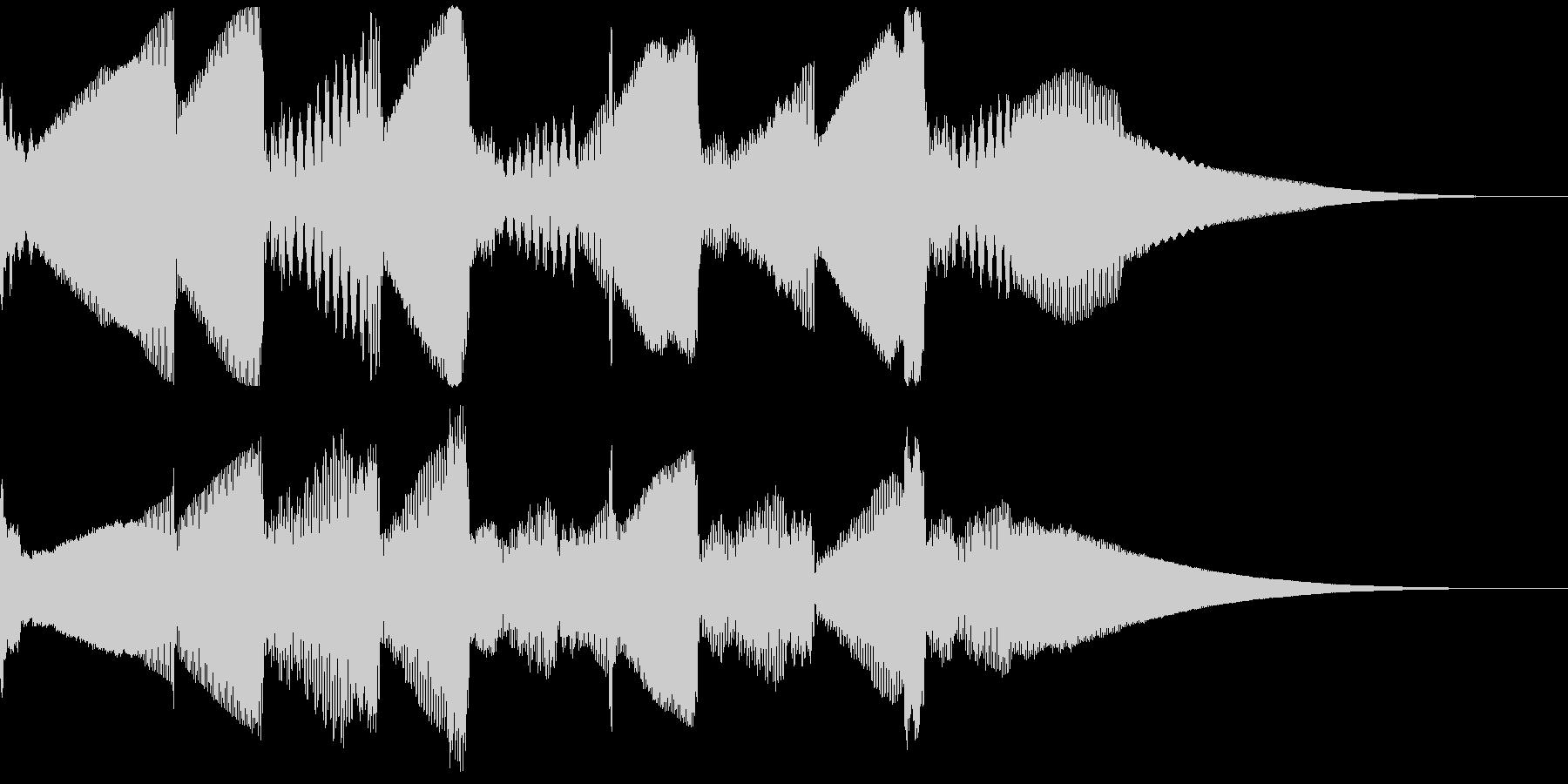 5秒CM用、ほのぼの家族verD の未再生の波形