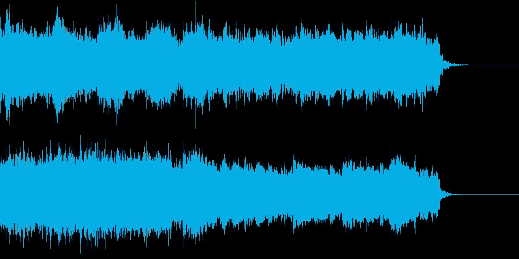 イルミネーションBGM②幻想的の再生済みの波形