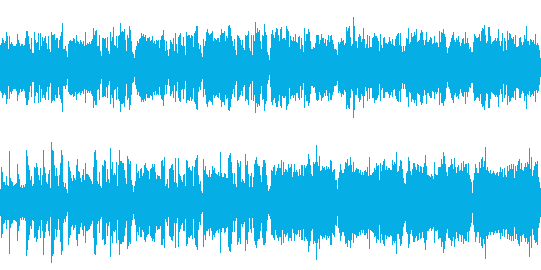 活気のある王都をイメージした楽曲。の再生済みの波形