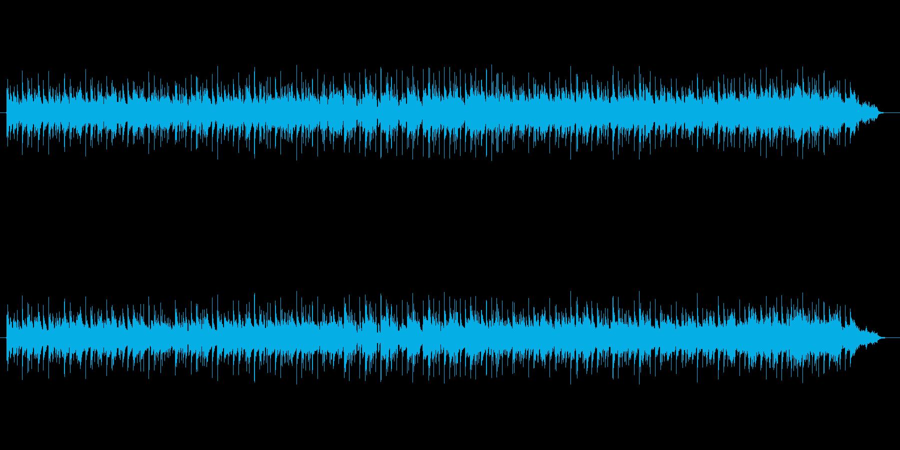 メロドラマ風(美しいピアノ)の再生済みの波形