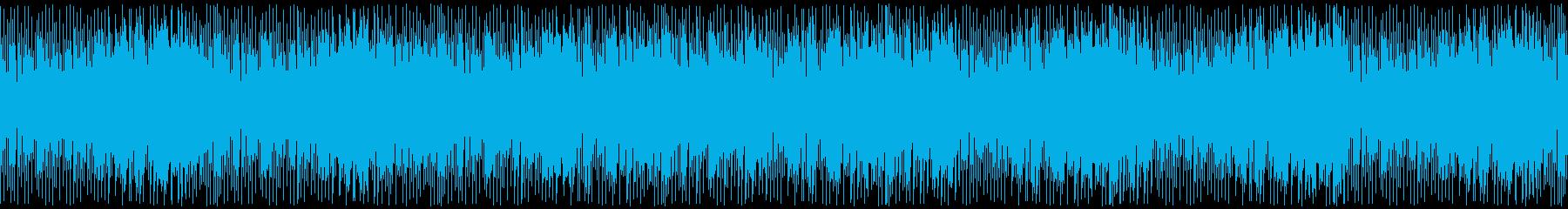 【ループ再生】シリアスなチャレジ、試験2の再生済みの波形