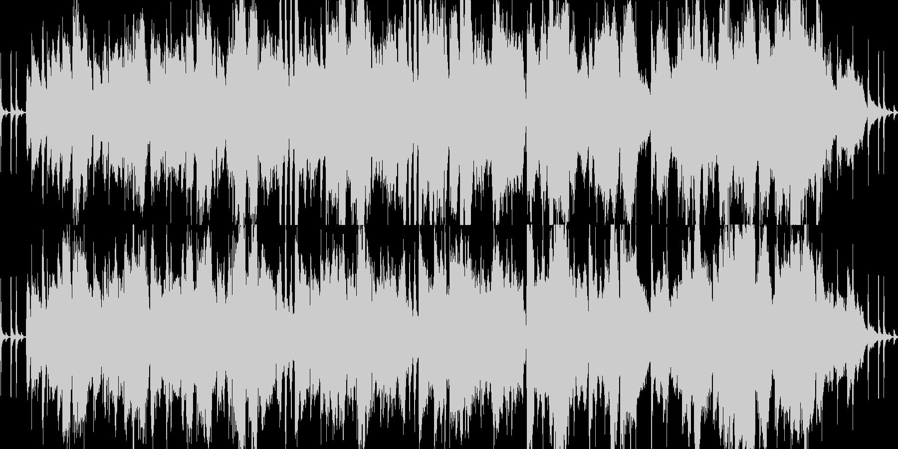 バイオリンの癒しクラシック四重奏ループ可の未再生の波形