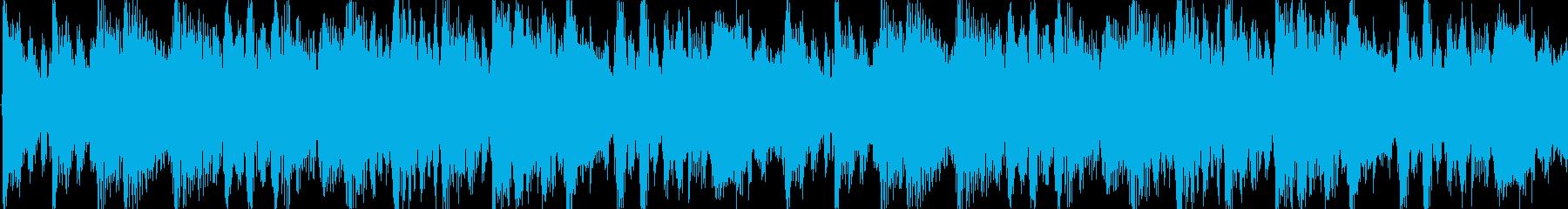 【爽やか/タンバリン/アコギ/ポップス】の再生済みの波形