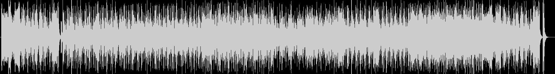 ほのぼのシンセ・ドラムなどポップサウンドの未再生の波形