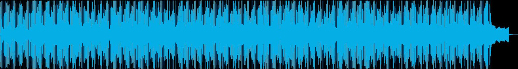 感動的なアコースティックポップ・メロ無しの再生済みの波形