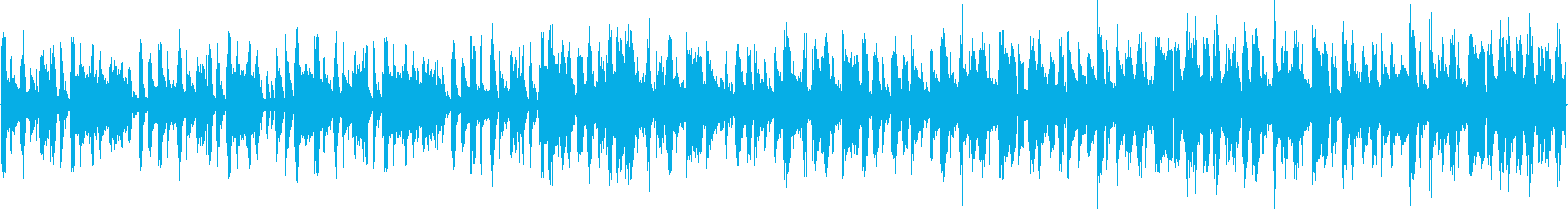 178bpm、Ab-Maj、ラテン調の再生済みの波形