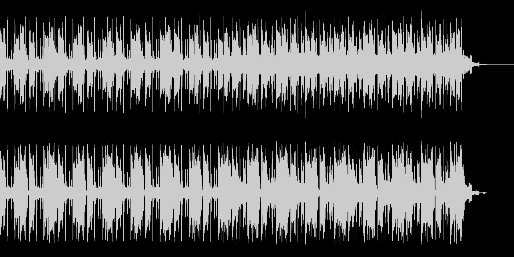 ロボットの世界に壊れたピアノの未再生の波形