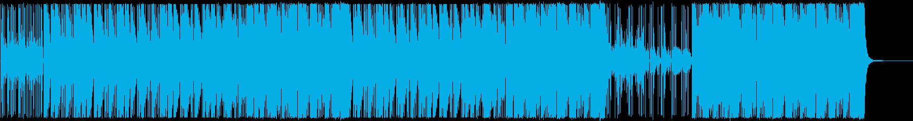 ピアノ系/ダーク/ヒップホップビーツ#1の再生済みの波形