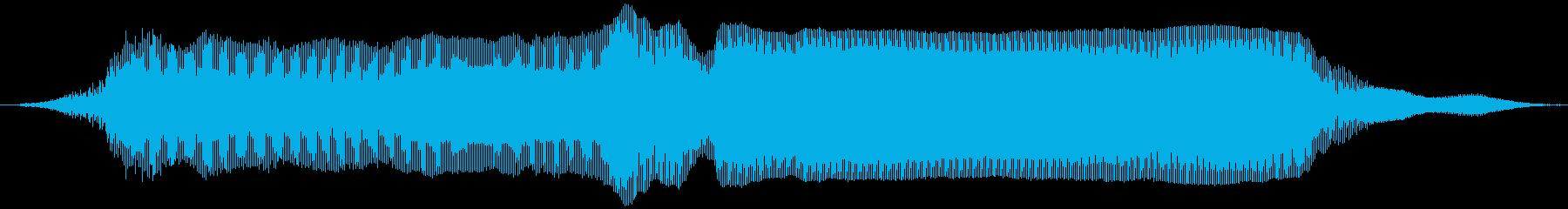 こぶし04(D#)の再生済みの波形