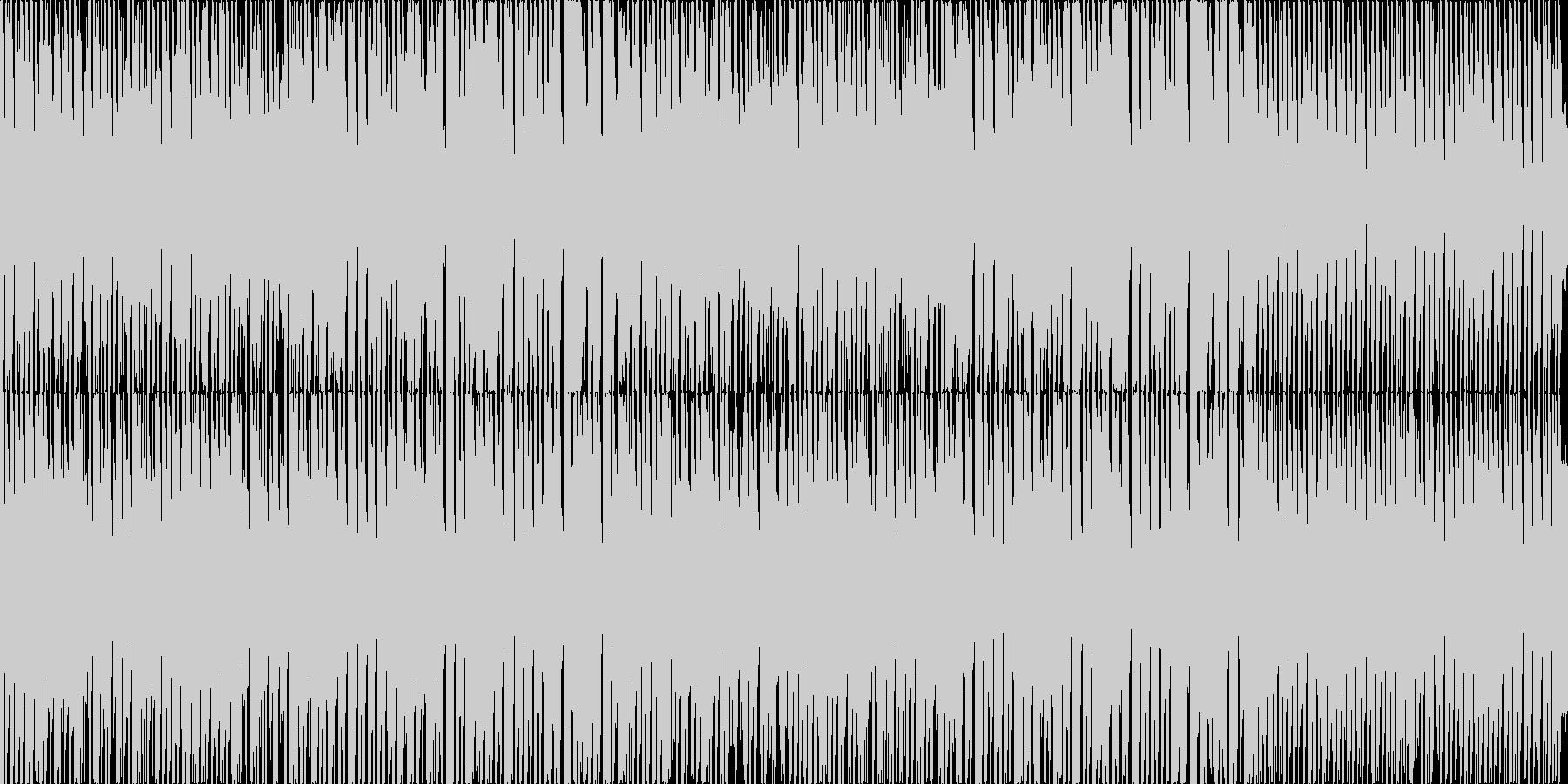 パズルゲーム 楽しい コミカル 1の未再生の波形