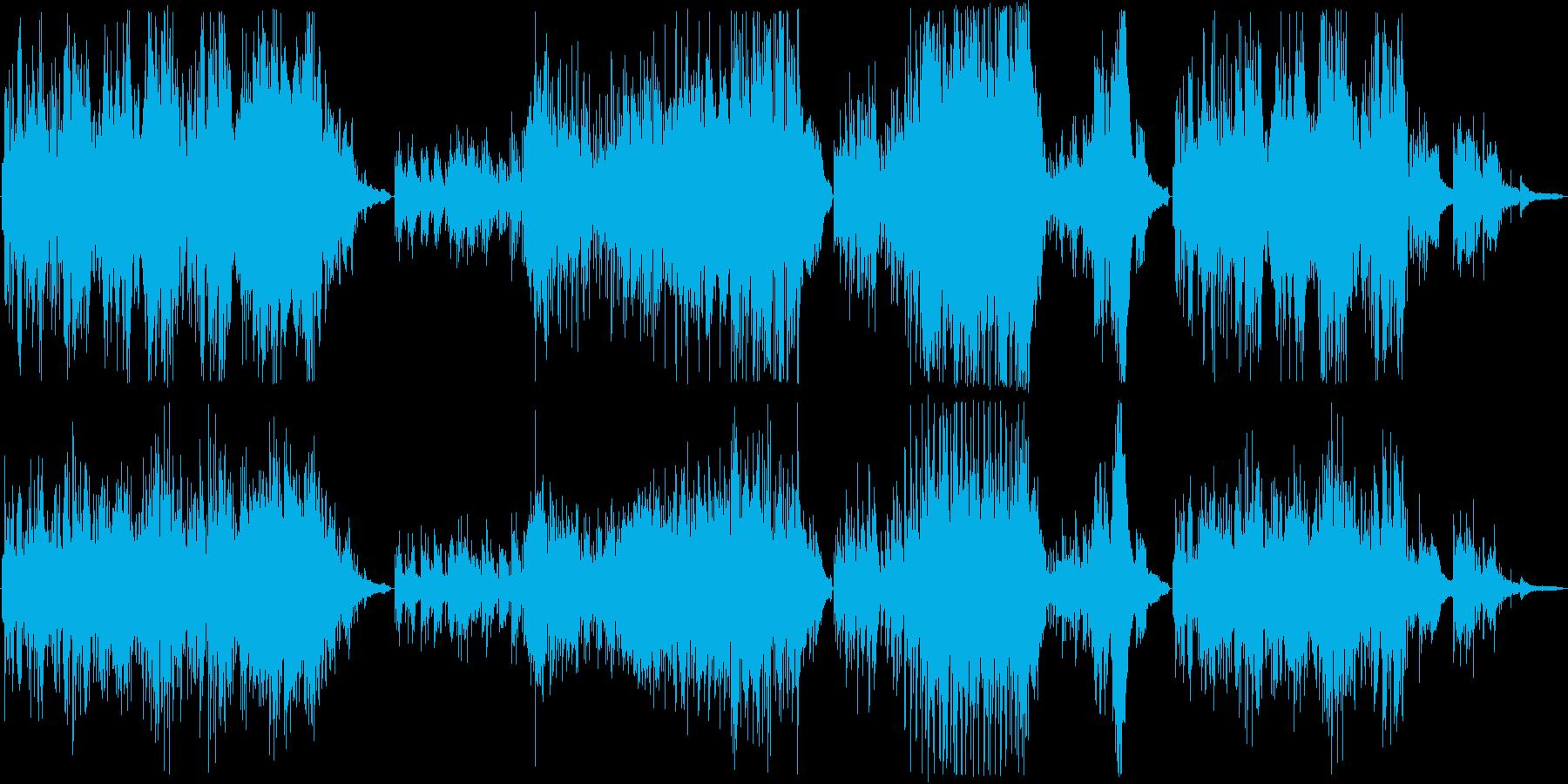 さまざまなシーンで幅広く使っていただけ…の再生済みの波形