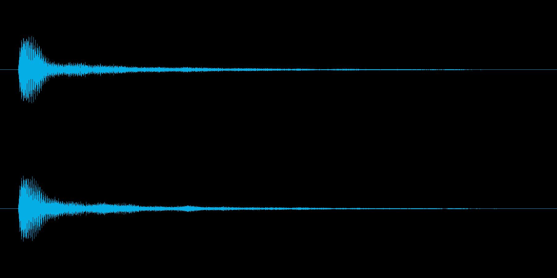 【サイバー06-2】の再生済みの波形