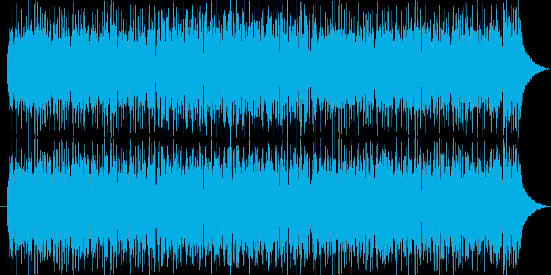 【かっこいい系】運命 -destinyの再生済みの波形