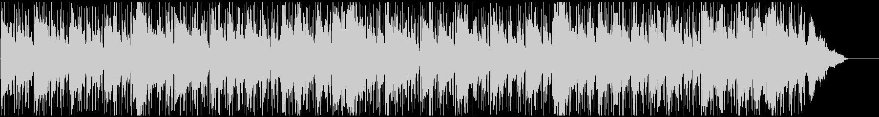 チルアウト系BGM(シンプル)の未再生の波形