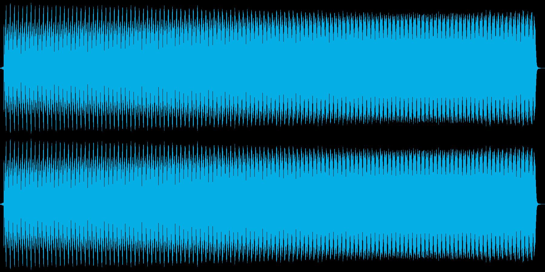 プー。クイズ不正解・ブザー音の再生済みの波形
