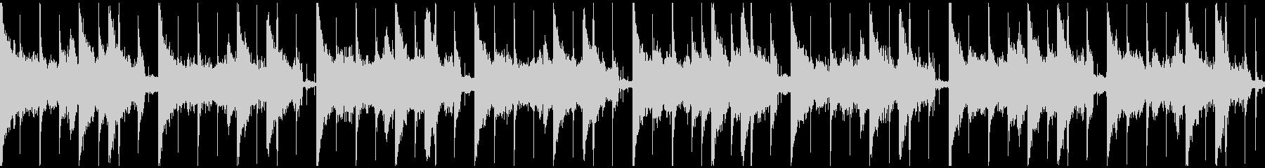 90年代トリップホップ風ループの未再生の波形