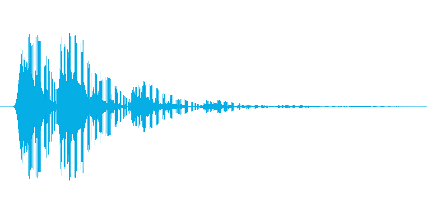 ファミコン風効果音 キャンセル系 07の再生済みの波形