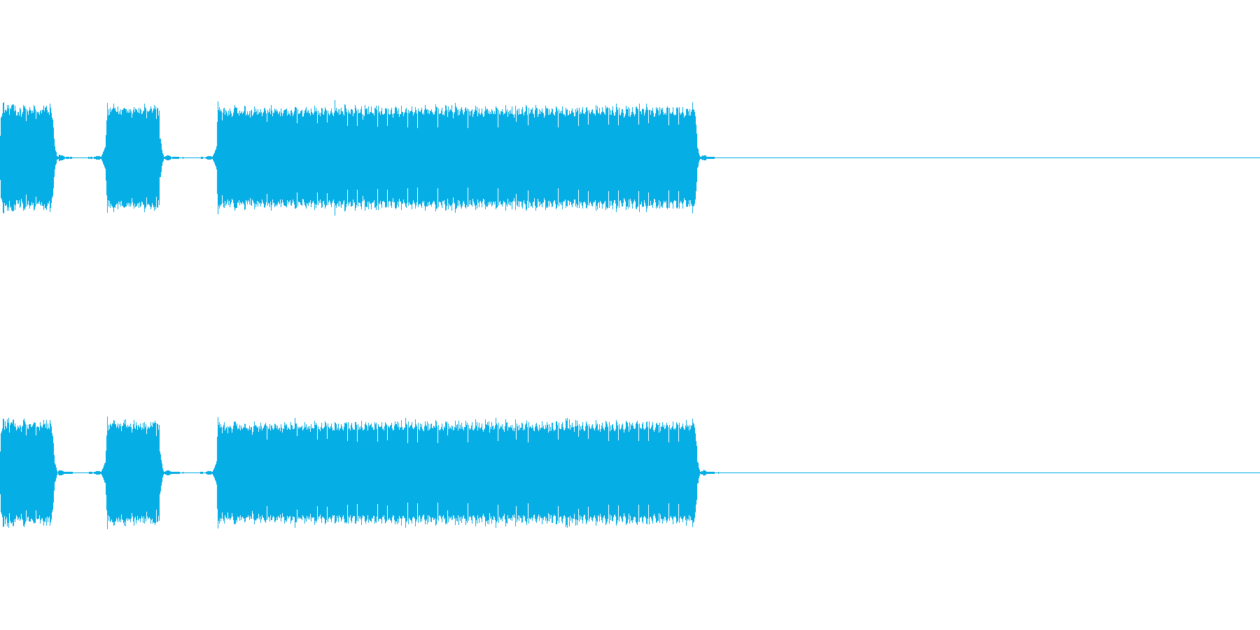 【不正解01-3】の再生済みの波形