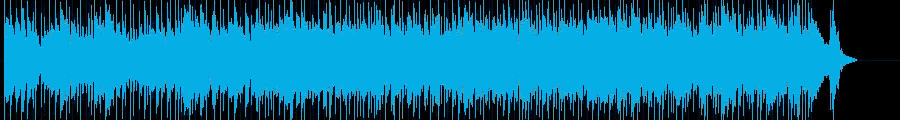 ワイルド、追跡、スリル、気だるい、淡々の再生済みの波形
