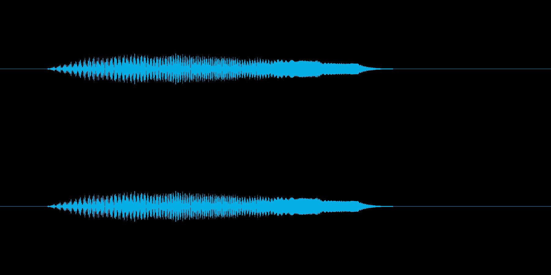 【ポップモーション14-9】の再生済みの波形