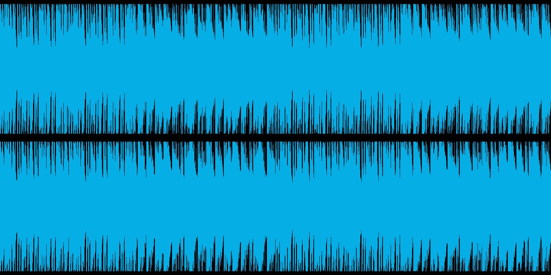 クリスマス・冬にピッタリの日常BGMの再生済みの波形