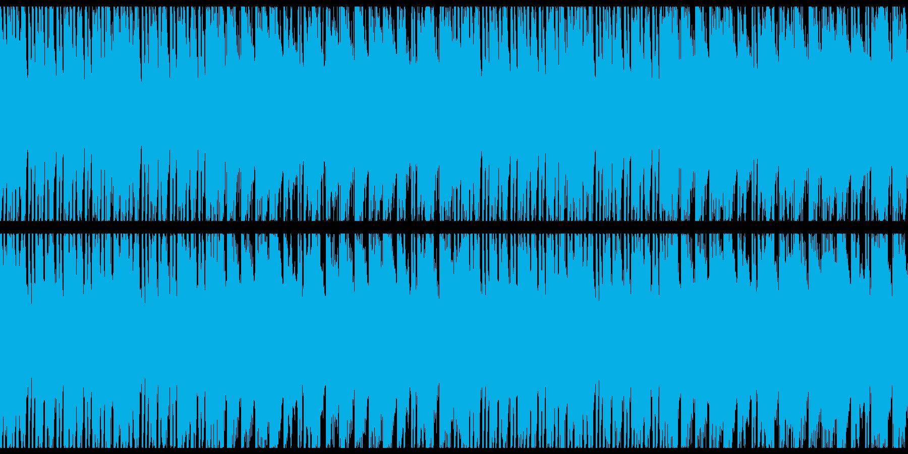 クリスマス・冬にピッタリの日常BGM-Uの再生済みの波形