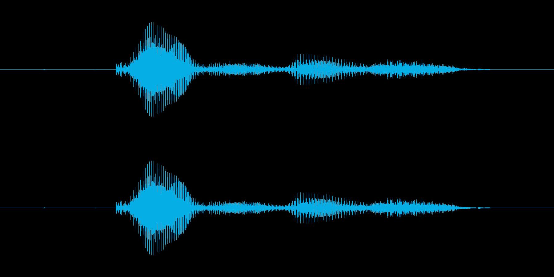 【時報・時間】5時ですの再生済みの波形