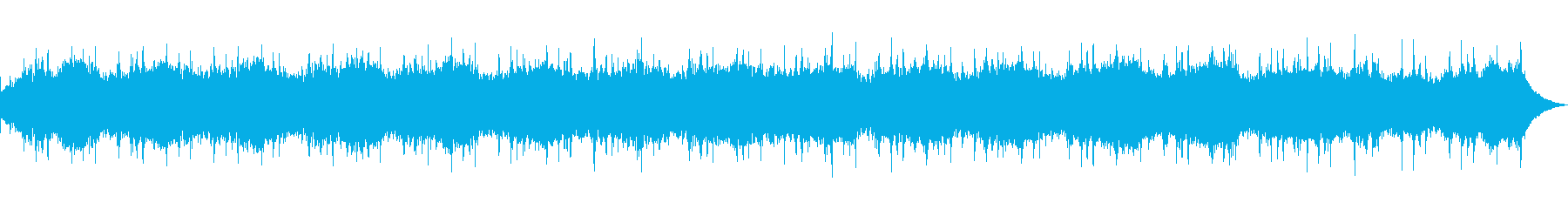 テーマ「新しい旅立ち」30秒BGMの再生済みの波形