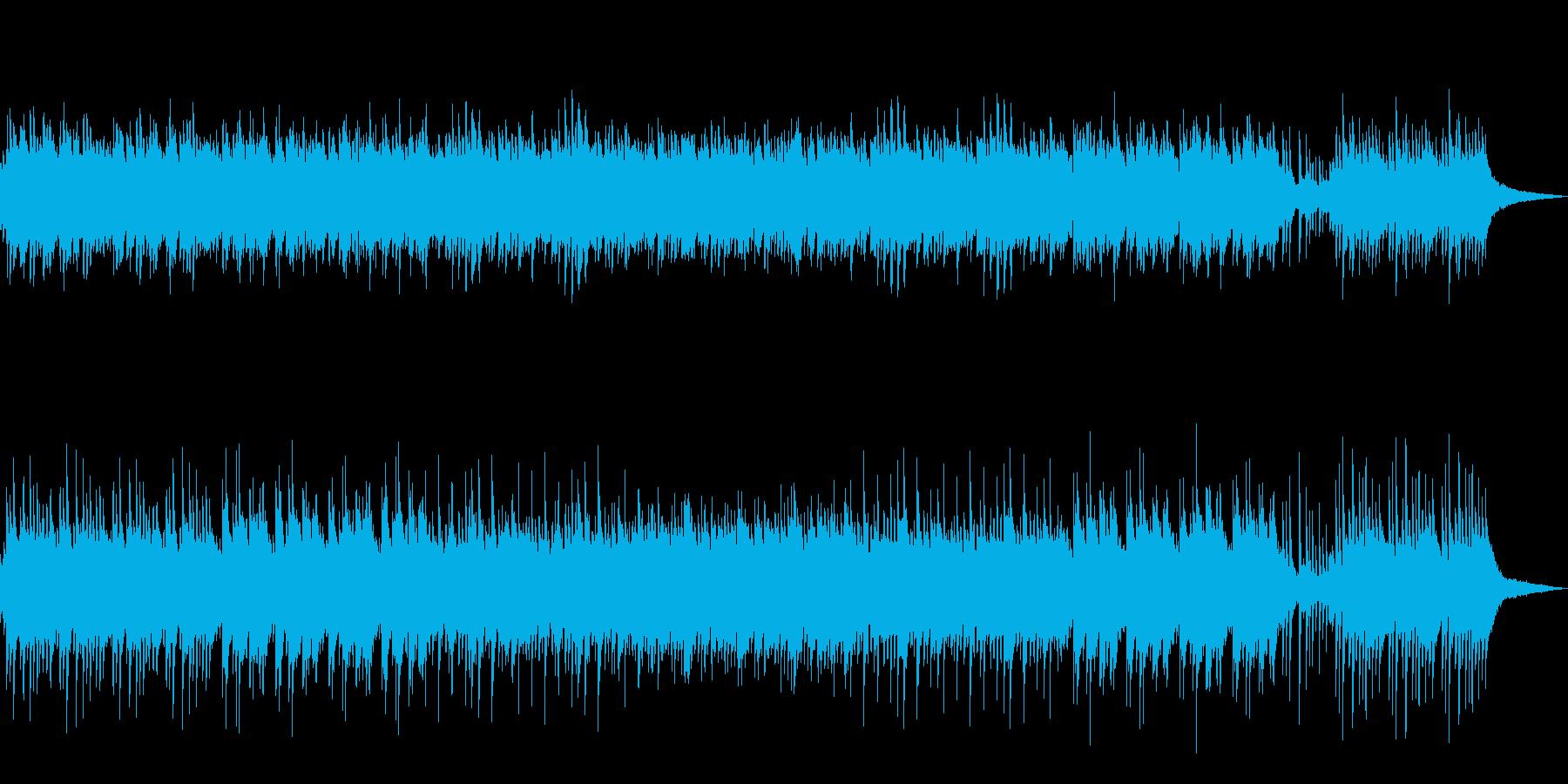 ピアノインスト:出会いと別れの再生済みの波形
