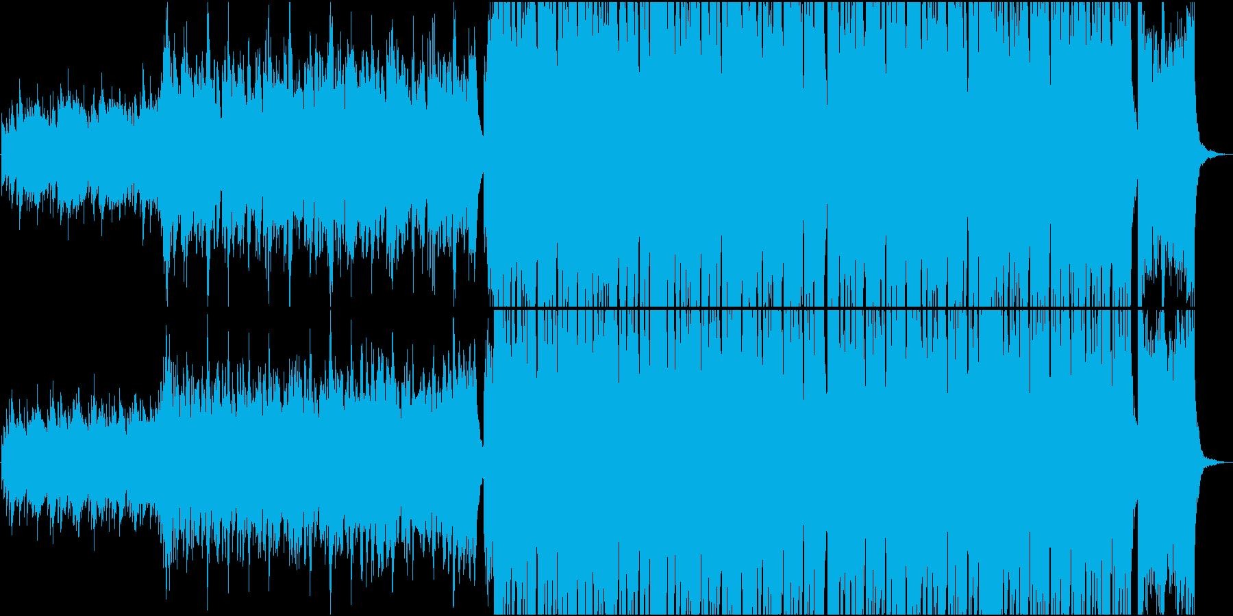 トイキッズ / SKA・ブラスロックの再生済みの波形