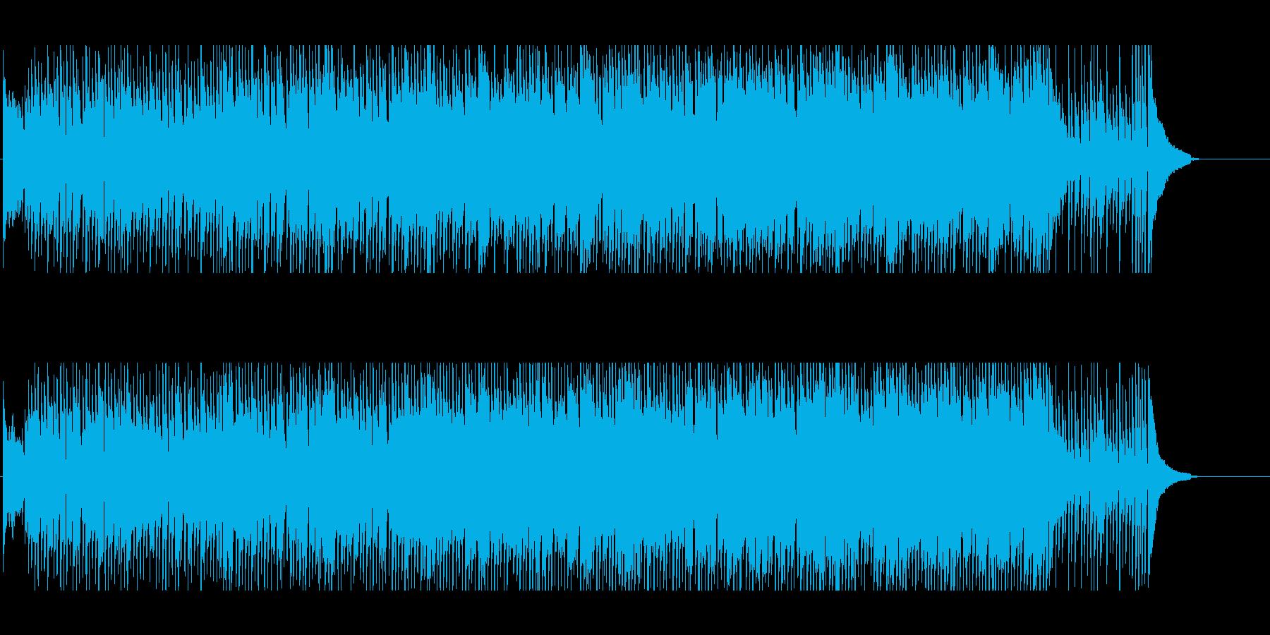 かわいい ほのぼの のんびり 楽しいの再生済みの波形