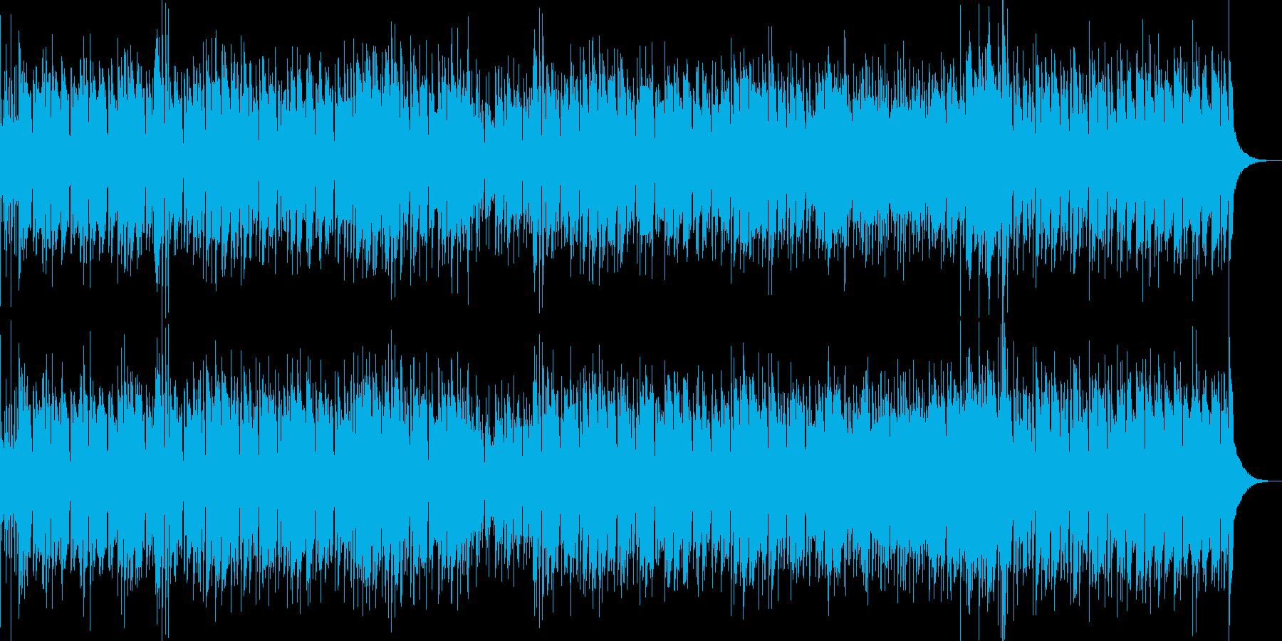スタンダードジャズブラスバンド 企画物の再生済みの波形