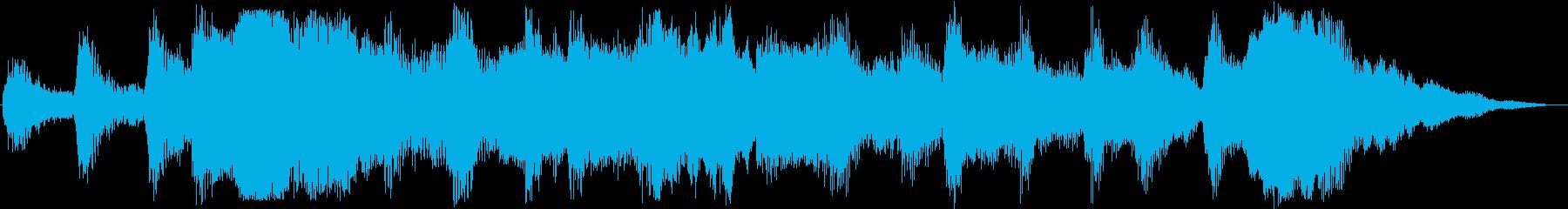 CMの音楽を想定し、IT企業やサービス…の再生済みの波形