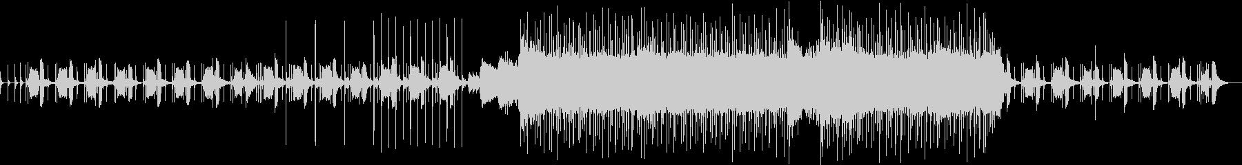 エロクトロなメロコアの未再生の波形