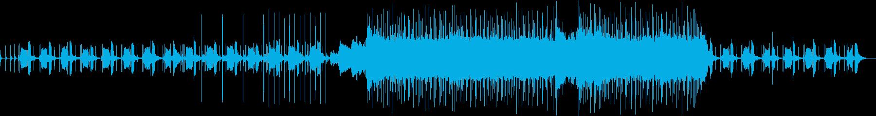 エロクトロなメロコアの再生済みの波形