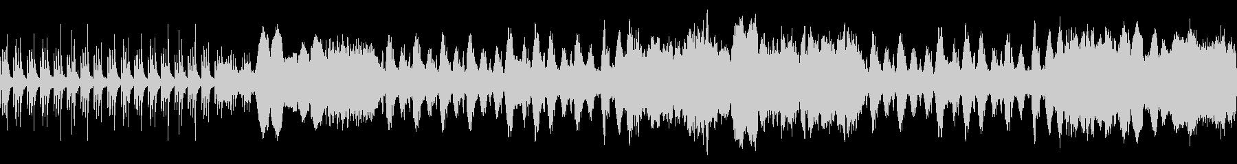 映像 ナレーションRPG 上品 ループの未再生の波形