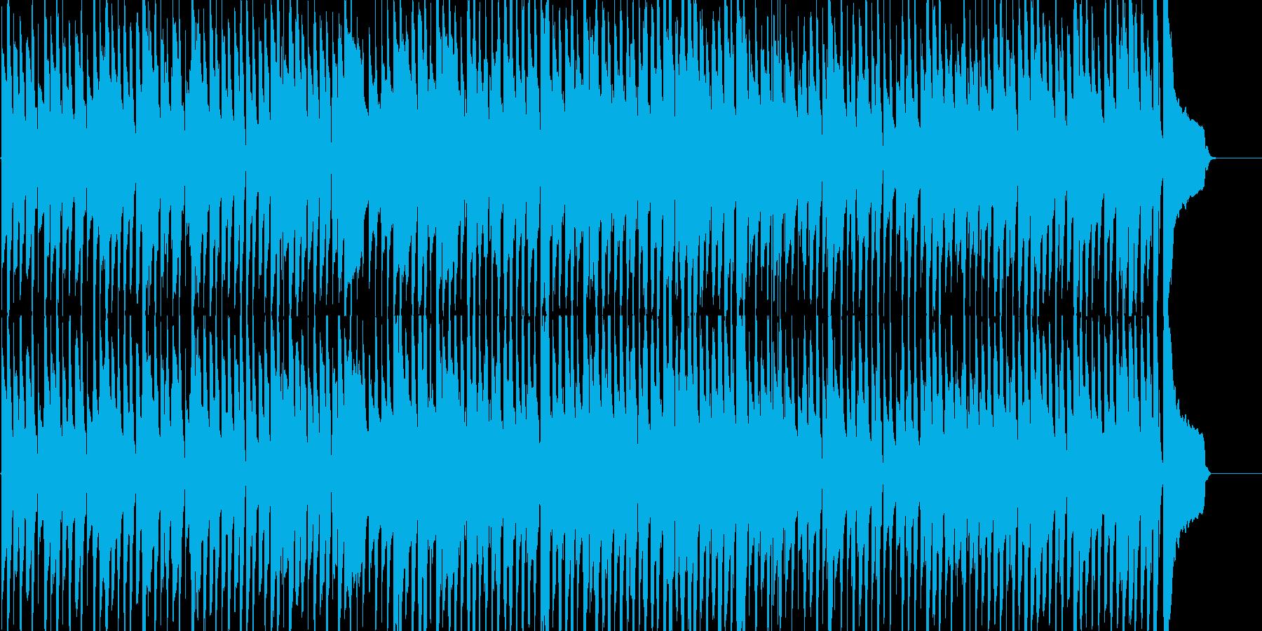 のんびり おちゃらけ コント コミカルの再生済みの波形