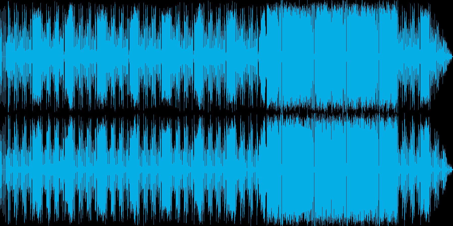 洗練されたパズル_タイムアタックの再生済みの波形