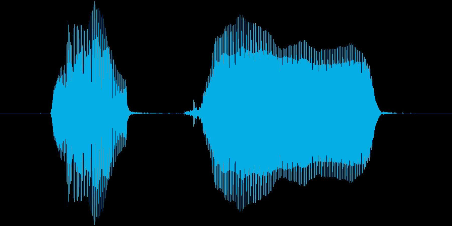 らっきー!の再生済みの波形