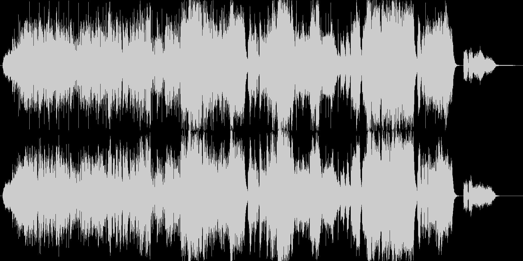 CM BGMに最適な爽やかな楽曲です。の未再生の波形