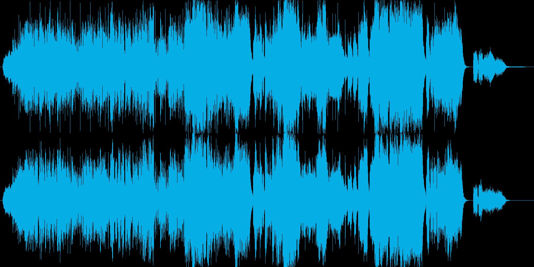 CM BGMに最適な爽やかな楽曲です。の再生済みの波形